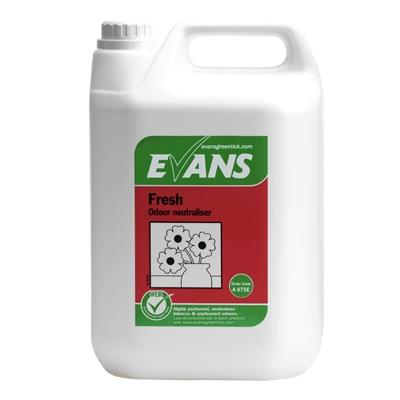 EVANS FRESH AIR FRESHENER 5lt
