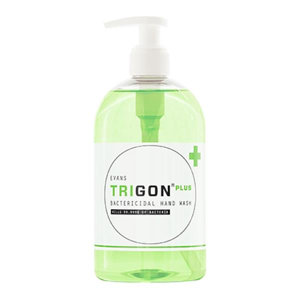 TRIGON PLUS ANTIBACTERIAL HAND SOAP 500ml