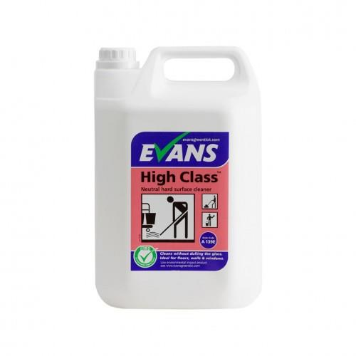 EVANS HIGH CLASS FLOOR MAINTAINER 5lt