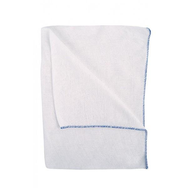 DISHCLOTH - BLUE EDGE 10pk