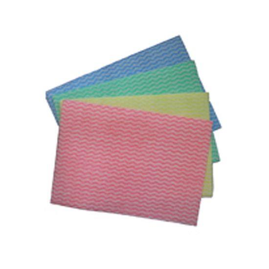 Yellow J Type Cloth - 50pk
