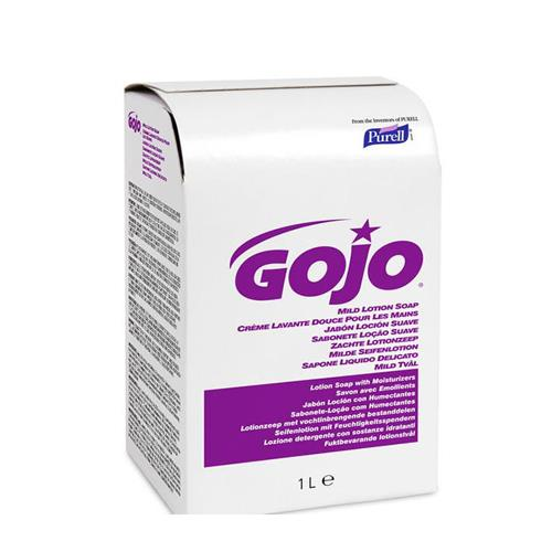 GOJO NXT MILD LOTION SOAP CARTRIDGE 1lt