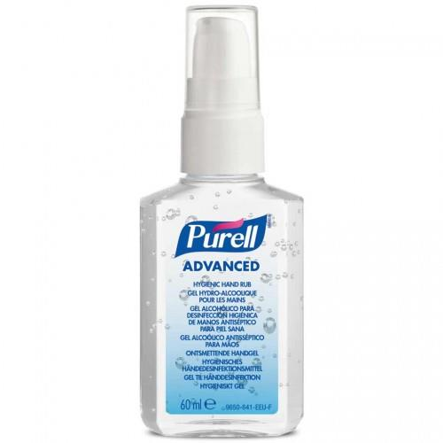 PURELL HAND RUB SANITISER 60ml