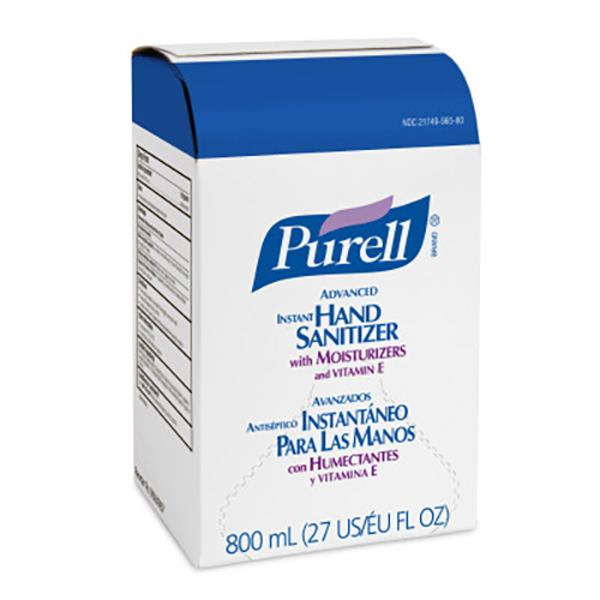 PURELL HAND SANITISER CARTRIDGE 800ml