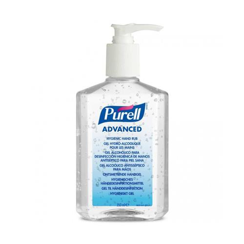 PURELL HAND RUB SANITISER 350ml PUMP