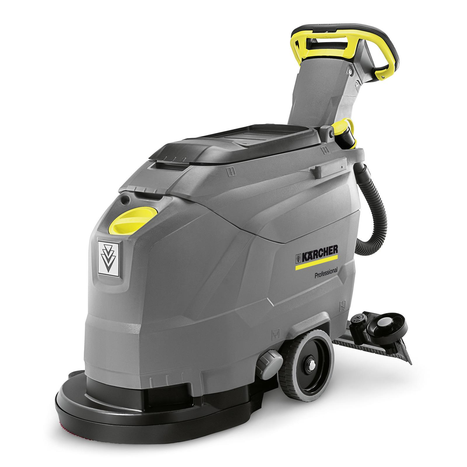 KARCHER BD43/25 C BATTERY SCRUBBER DRYER