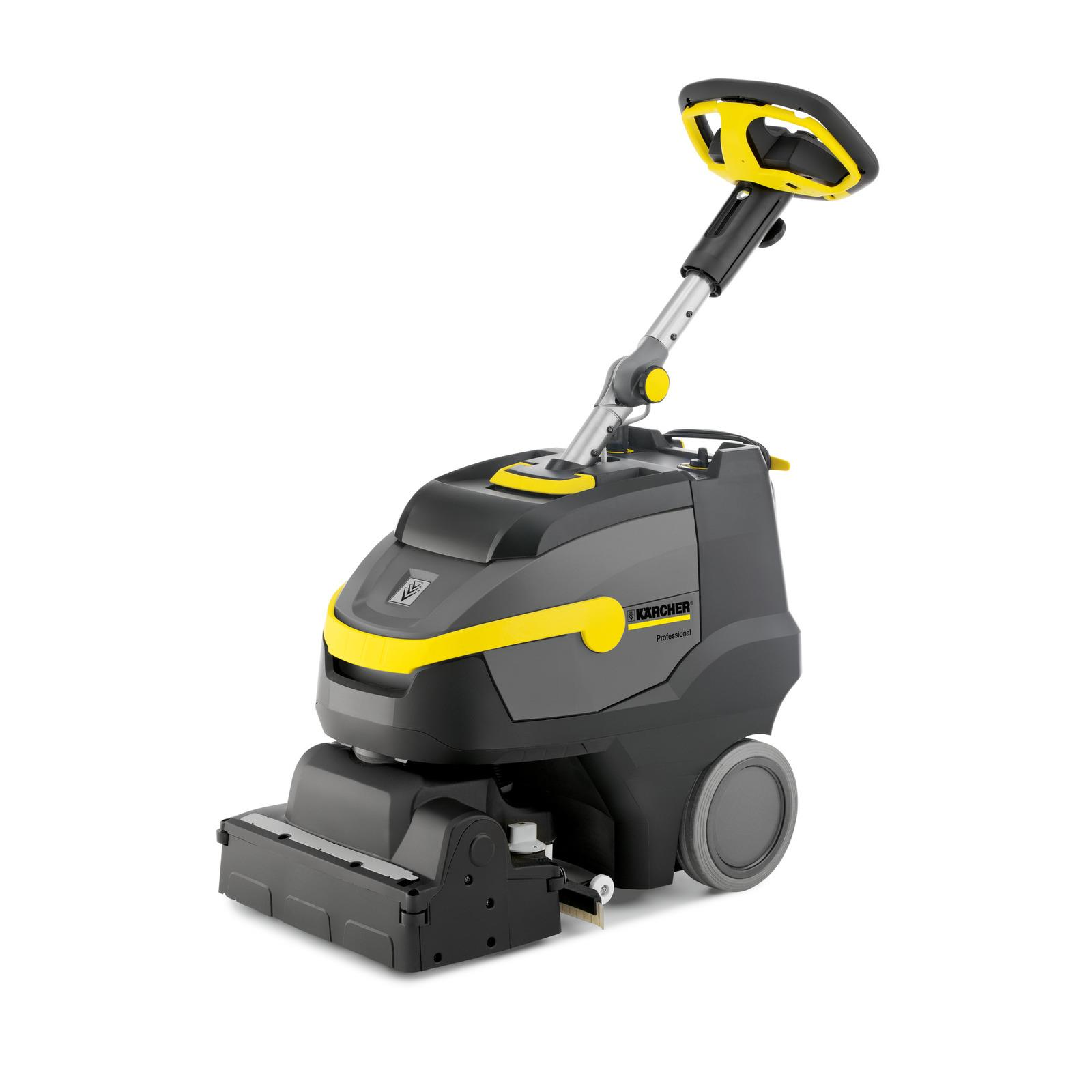 KARCHER BR35/12 C BATTERY SCRUBBER DRYER
