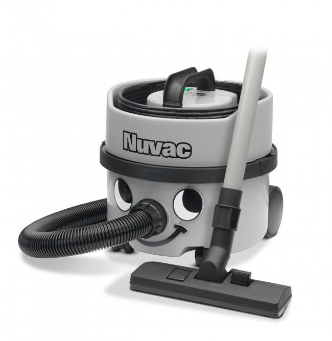 NUVAC CADDY TOP VNH.180-11 VACUUM 240V