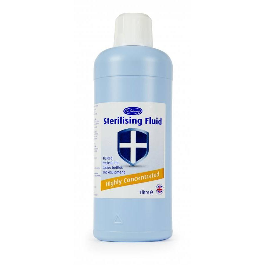 Dr.Johnson's STERILISING FLUID 1lt