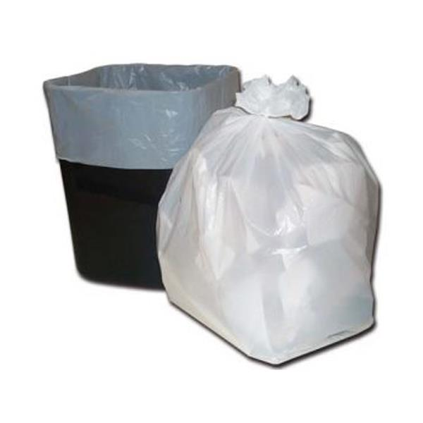 SQUARE BIN LINERS - Case of 10 x 100pk